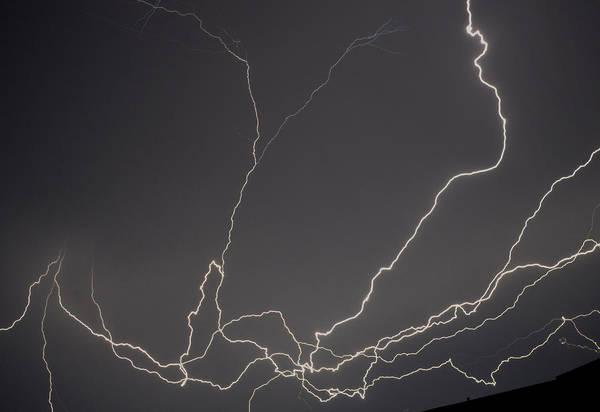 Lightning 6a Poster