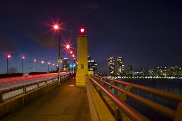 Lights At Night Poster