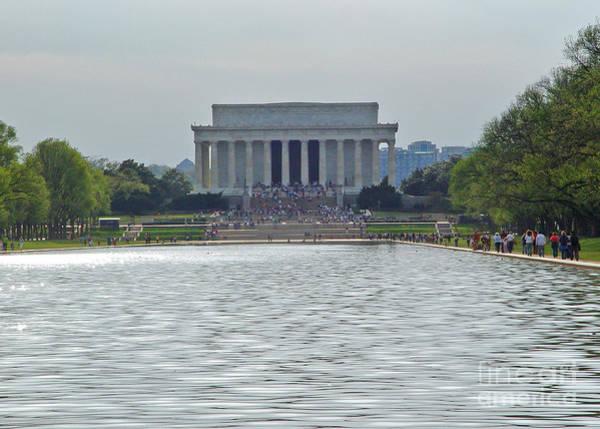 Lincoln Memorial 1 Poster