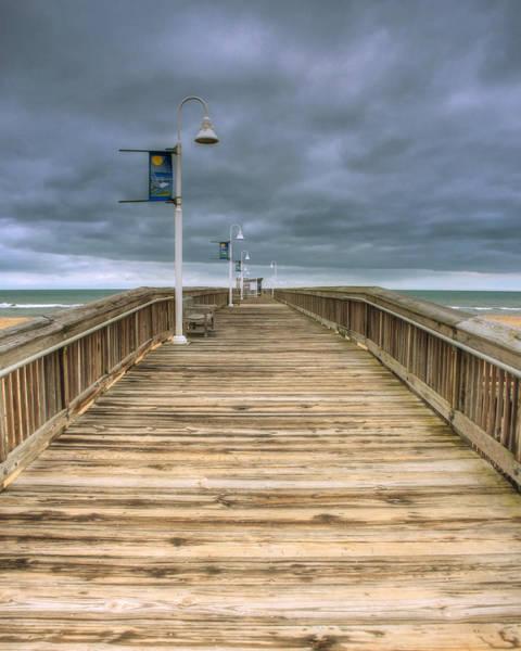Little Island Pier Poster