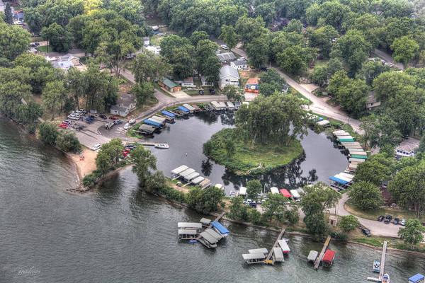 Lazy Lagoon - West Lake Okoboji II Poster