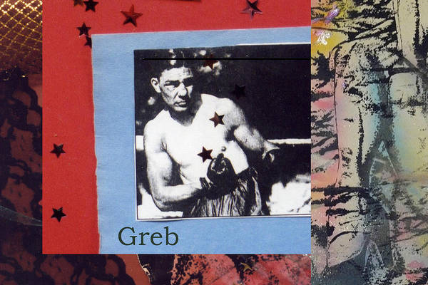 Love And War Greb Poster