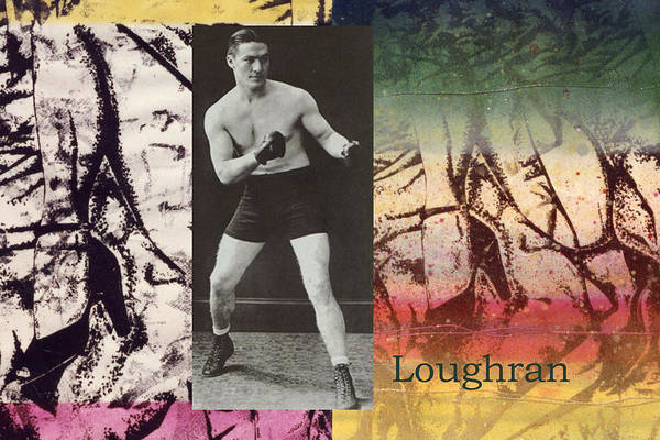 Love And War Loughran Poster