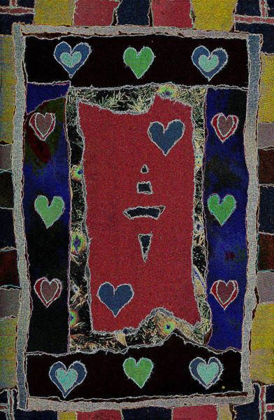 Love Ornament - V2 -  Poster