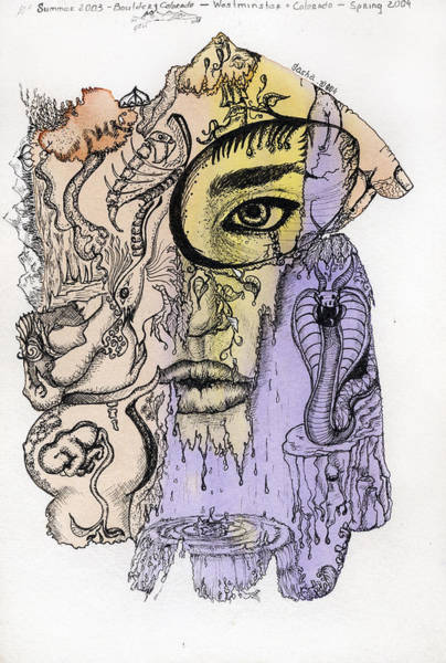 Lucid Mind - 5 Poster