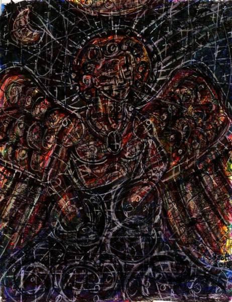 Lucifer Defies God Poster