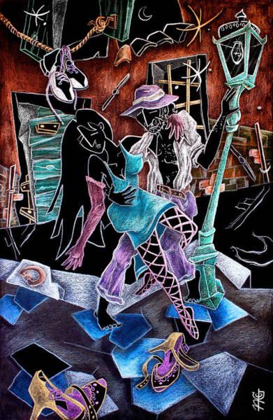 L'ultimo Tango - Artisti Pittori Veneziani Contemporanei Poster