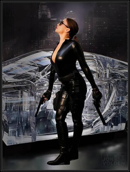 Madam Matrix Poster