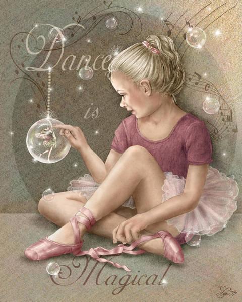 Magic Ballerina Poster