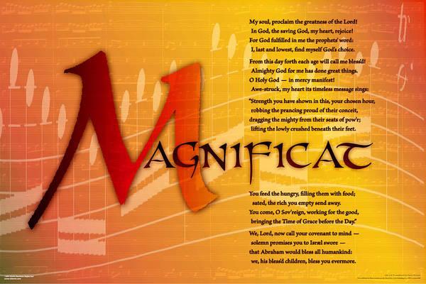 Magnificat Poster
