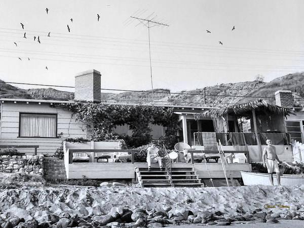 Malibu Beach House - 1960 Poster