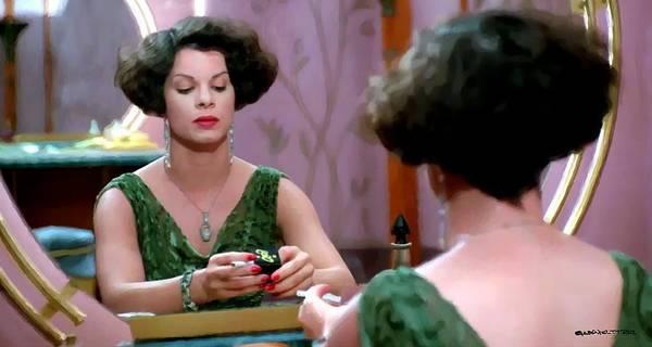 Marcia Gay Harden As Verna Bernbaum In The Film Miller S Crossing By Joel And Ethan Coen Poster