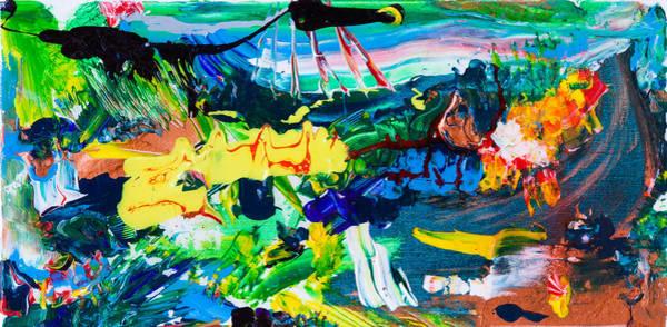 Marcian Annex Landscape  Poster
