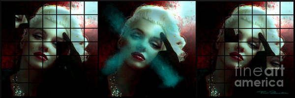 Marilyn 128 Tryp  Poster