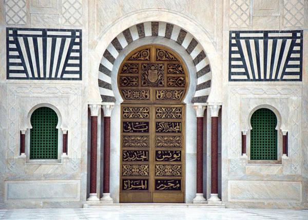 Mausoleum Doors Poster