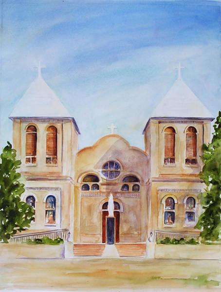 Mesilla Church Poster