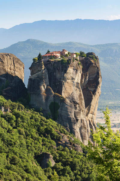 Meteora, Thessaly, Greece. The Eastern Poster