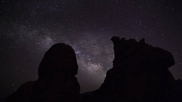 Milky Way Over The Seven Sisters 5  Poster