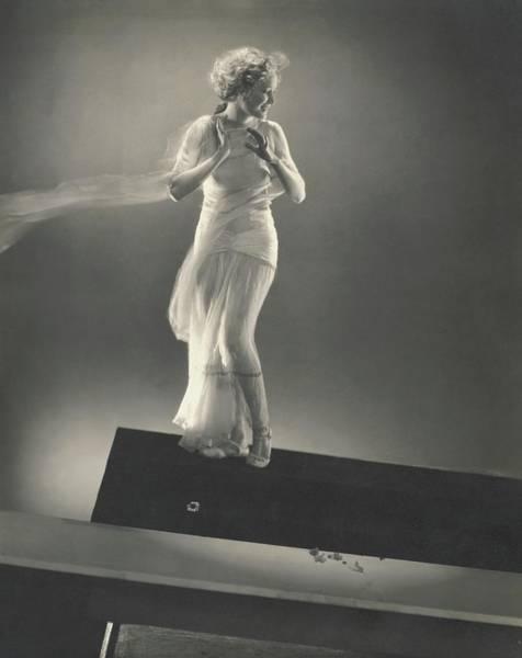 Miriam Hopkins As Kalonika Poster