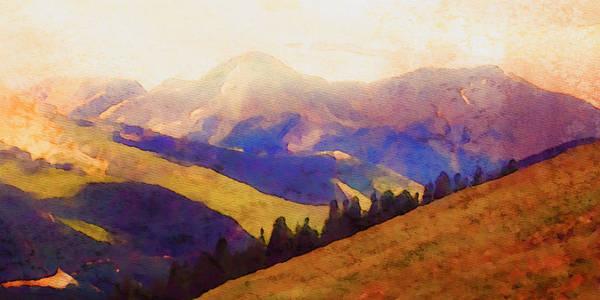 Monarch Pass Colorado Poster