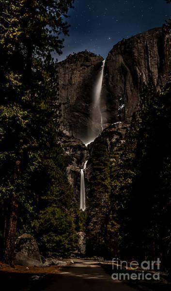 Moonlight Falls Poster