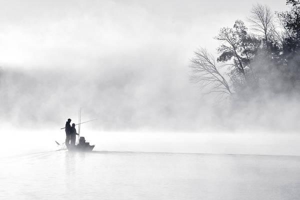 Morning Fishing 5 Poster