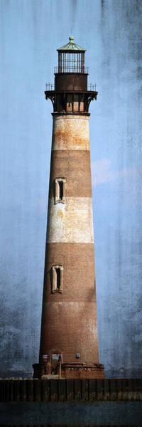 Morris Island Light Poster