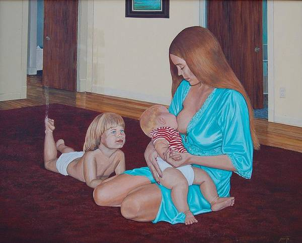 Mother's Milk Poster