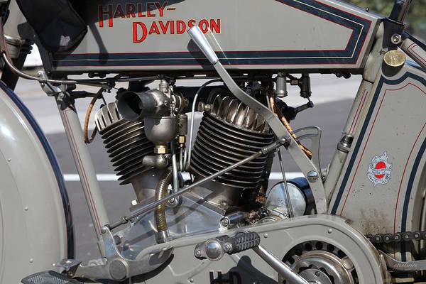 Motorcycle Vii  Poster