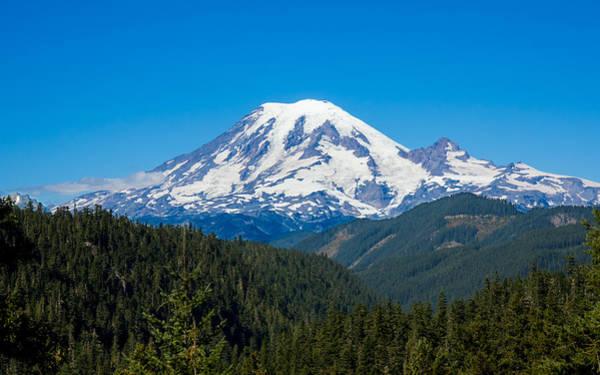 Mount Rainier Poster