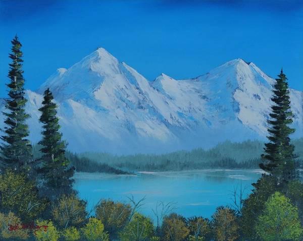 Mountain Outlook Poster