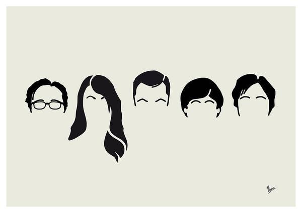 My-big-bang-hair-theory Poster