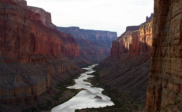 Nankoweap Grand Canyon Color Poster