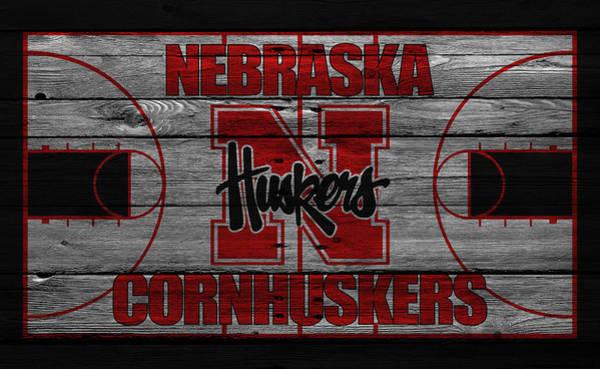Nebraska Cornhuskers Poster