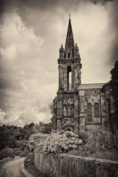 Neo Gothic Chapel Poster
