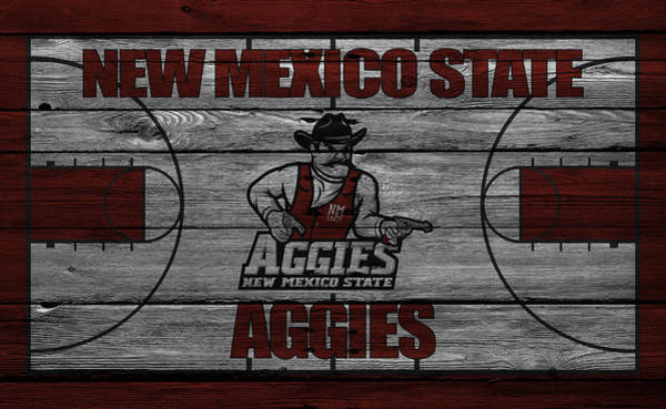 New Mexico State Aggies Poster