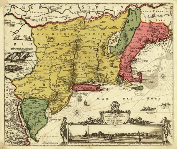 New Netherland Poster