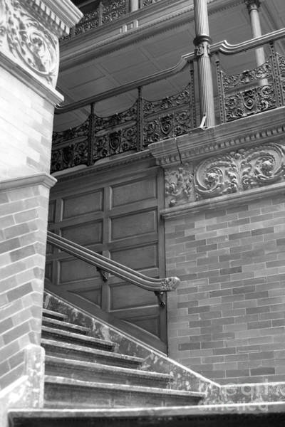 New Photographic Art Print For Sale Bradbury Building 11 Downtown La Poster