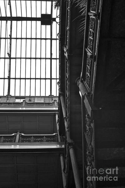 New Photographic Art Print For Sale Bradbury Building 4 Downtown La Poster