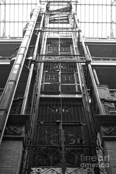 New Photographic Art Print For Sale Bradbury Building 8 Downtown La Poster