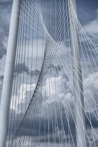 New Skyline Bridge Poster