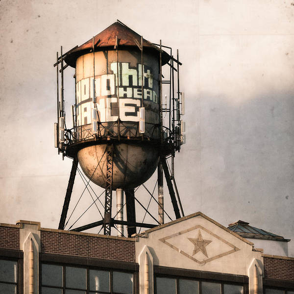 New York. Water Towers 6 Poster