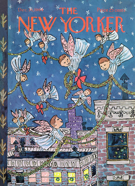 New Yorker December 26th, 1964 Poster