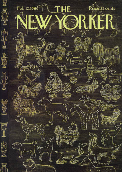New Yorker February 12th, 1966 Poster
