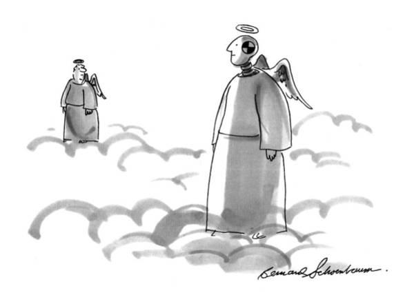 New Yorker February 21st, 1994 Poster
