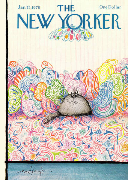 New Yorker January 15th, 1979 Poster