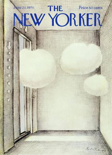 New Yorker June 20th 1970 Poster