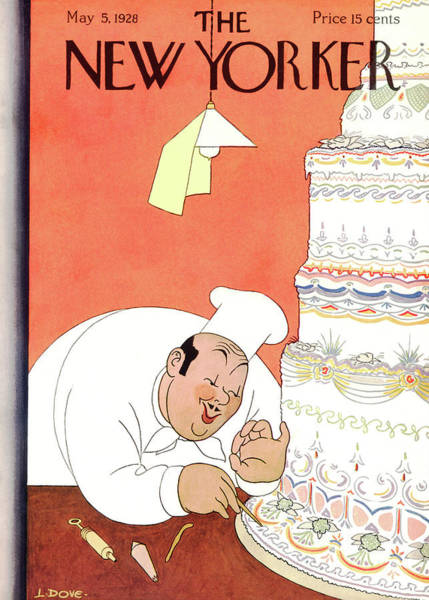 New Yorker May 5th, 1928 Poster