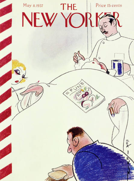 New Yorker May 8 1937 Poster