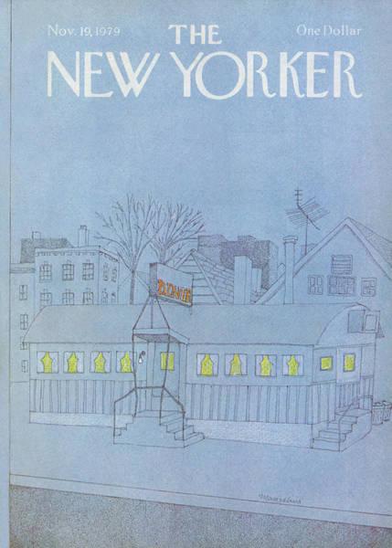 New Yorker November 19th, 1979 Poster